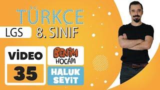 1)Türkçe - Noktalama İşaretleri - 1 / LGS 2021  Haluk Hoca  10. Ünite
