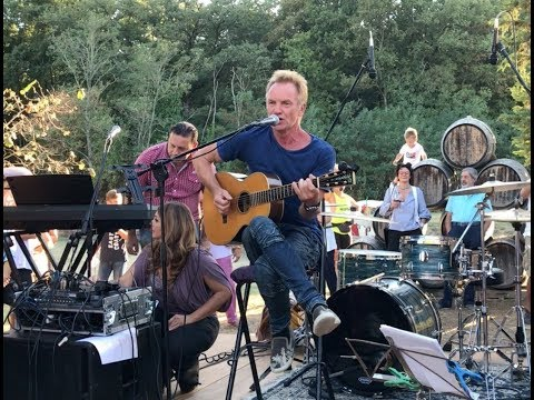 Englishman In New York - Sting