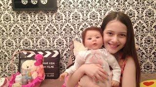Rotina da Noite da Baby Sophie (Night Routine) - Julia Silva