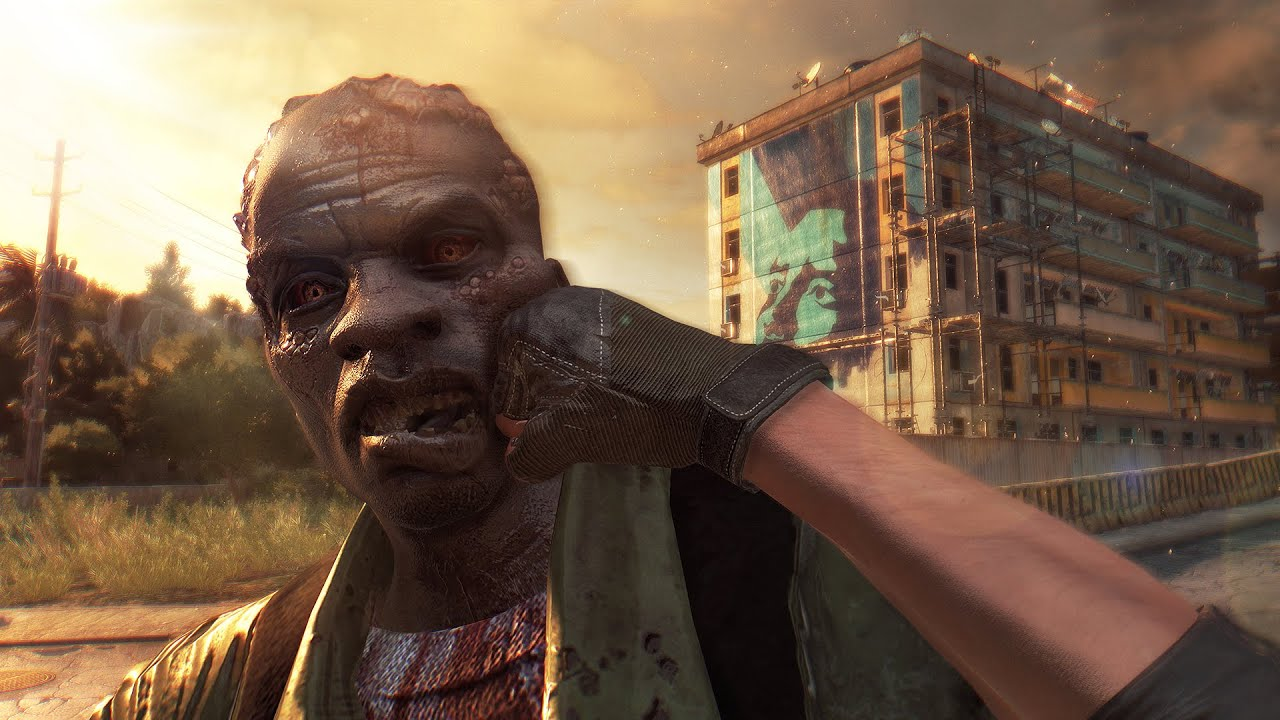 Dying Light обзор геймплей от Вована HD 60 fps!