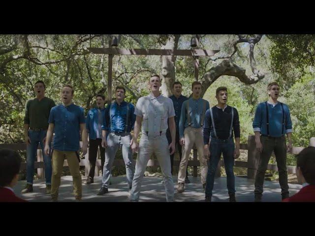 Homeward Bound | BYU Vocal Point featuring The All-American Boys Chorus