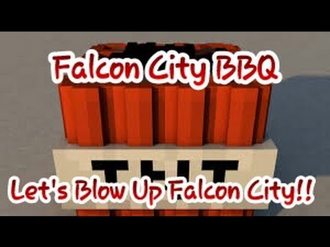 Falcon City BBQ / 3 Years Of Work! / Copy Save?
