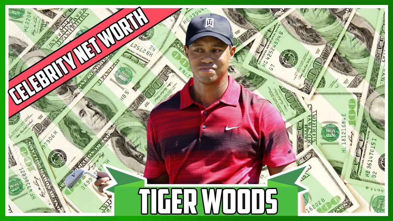 tiger woods celebrity net worth 2017