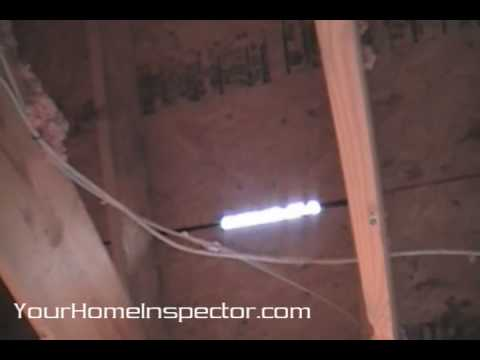 Houston Home Inspection - Hurricane Ike Home Damage