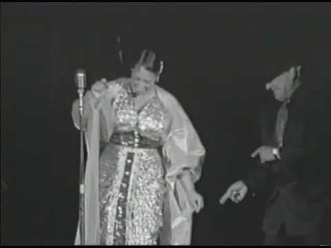 """TITO PUENTE W: LA INDIA & E,T DANCERS AT MANHATTAN CENTER NYC 1997        """"JAZZIN"""""""
