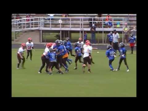 Manchester White Raiders Vs. Shelbyville Golden Eagles - DIvision 2 - 8/27/16