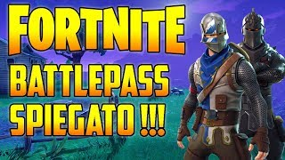 HOW THE PASS BATTLE on Fortnite!