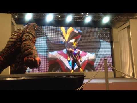 ウルトラマンギンガストリウム@東京おもちゃショー2014
