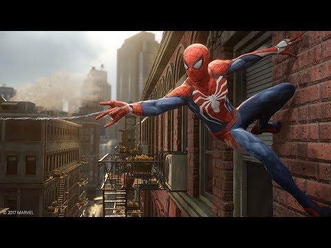 Playlist Marvel's Spider-Man (PS4)