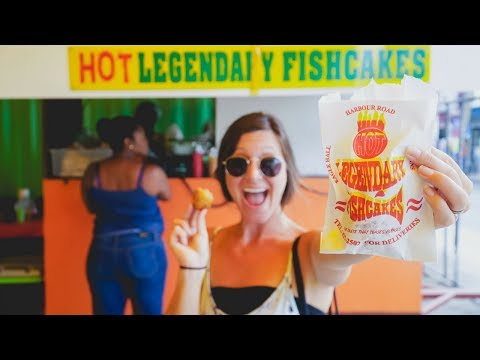BARBADOS FOOD TOUR!