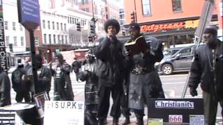 THE CONSTITUTION WAS NOT WRITTEN FOR BLACK PEOPLE - ISUPK HEBREW ISRAELITES