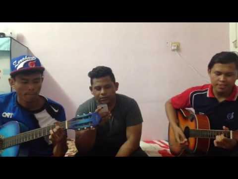 Asmara Band -Lagu Cinta ( Cover by Arep , Domo)