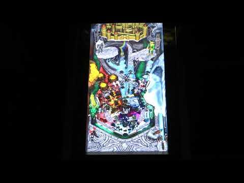 Thor Gameplay | Arcade1Up Marvel Pinball from Original Console Gamer
