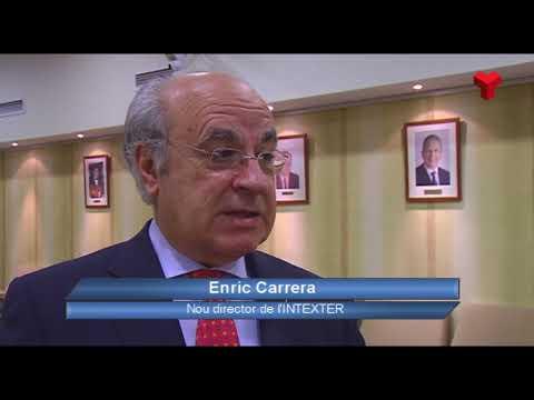 Enric Carrera ja és el nou director de l'INTEXTER de la UPC - YouTube