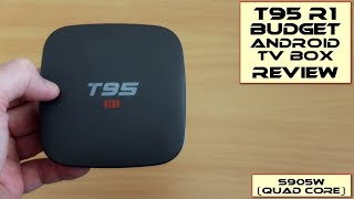 T95 R1 Android TV Box: Review