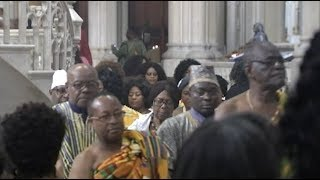 Faith and Community Service - Black History Month Mass at St. Patrick's Cathedral