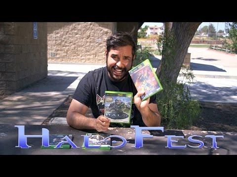 GET READY FOR HALO FEST!!!!!!!! - Mega64