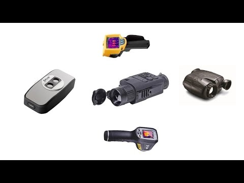Top 5 Best Thermal Imagers 2017