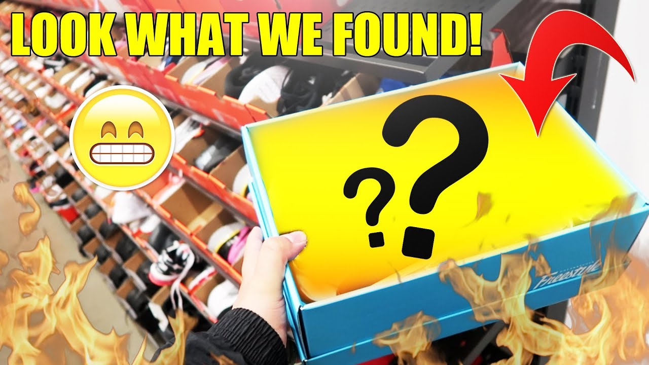 9e50b263622 WE FOUND DOERNBECHERS AT THE NIKE OUTLET!!! (CHEAP FINDS FRIDAY - EPISODE  13)
