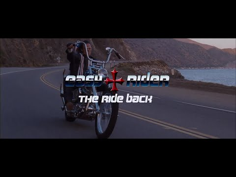 Easy Rider - The Ride Back 2012
