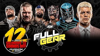 AEW Full Gear 2019 Full Show Review & Highlights | OMEGA VS. MOXLEY!