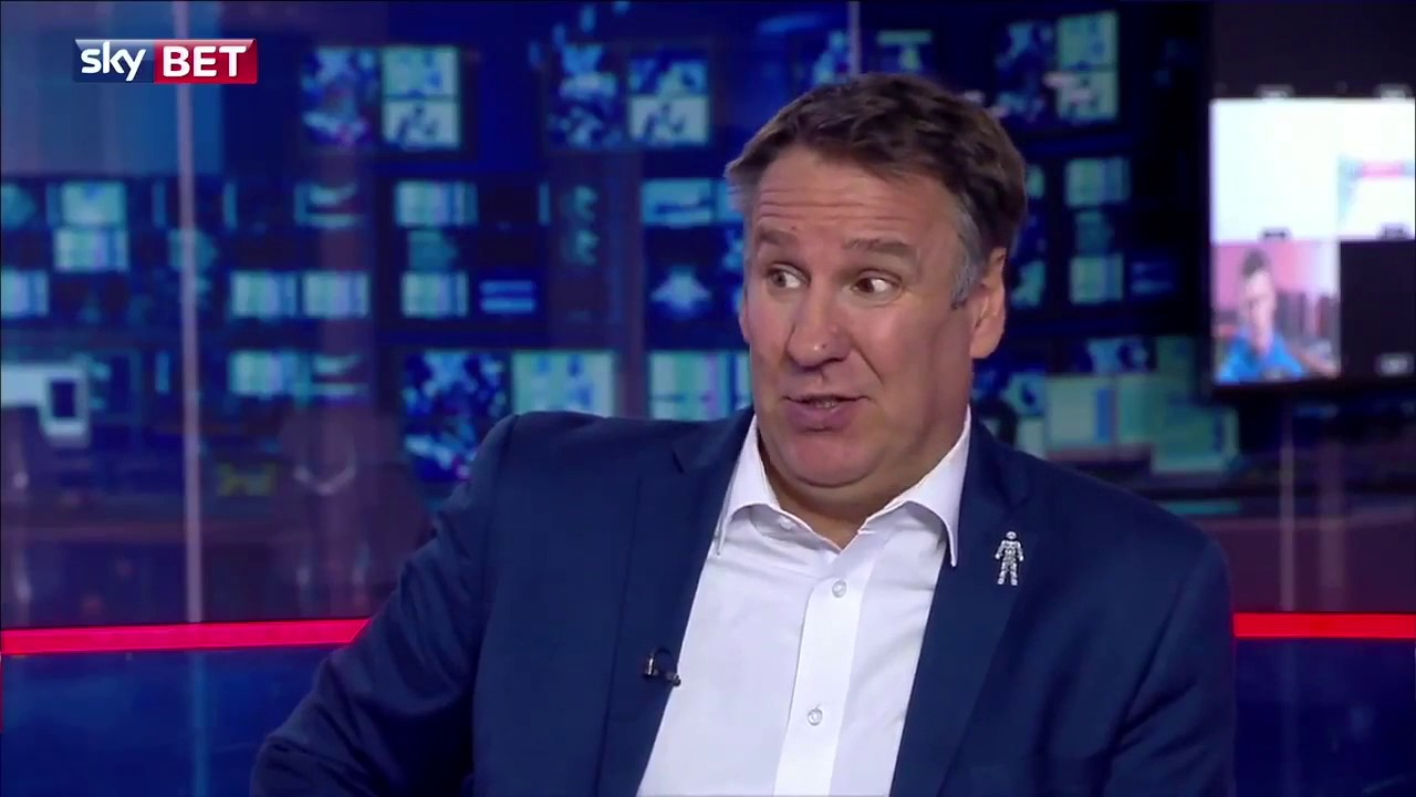 Paul Merson predicts who will win the Premier League and ...