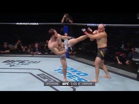 UFC Fight Night 158: Хайлайты / UFC Vancouver - Highlights