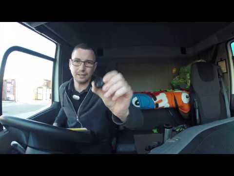 Trucker Jay in the UK: S4E21 U.S Vs U.K Logs