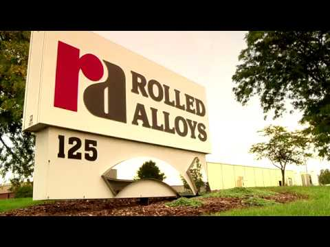 Introduction to Rolled Alloys - YouTube