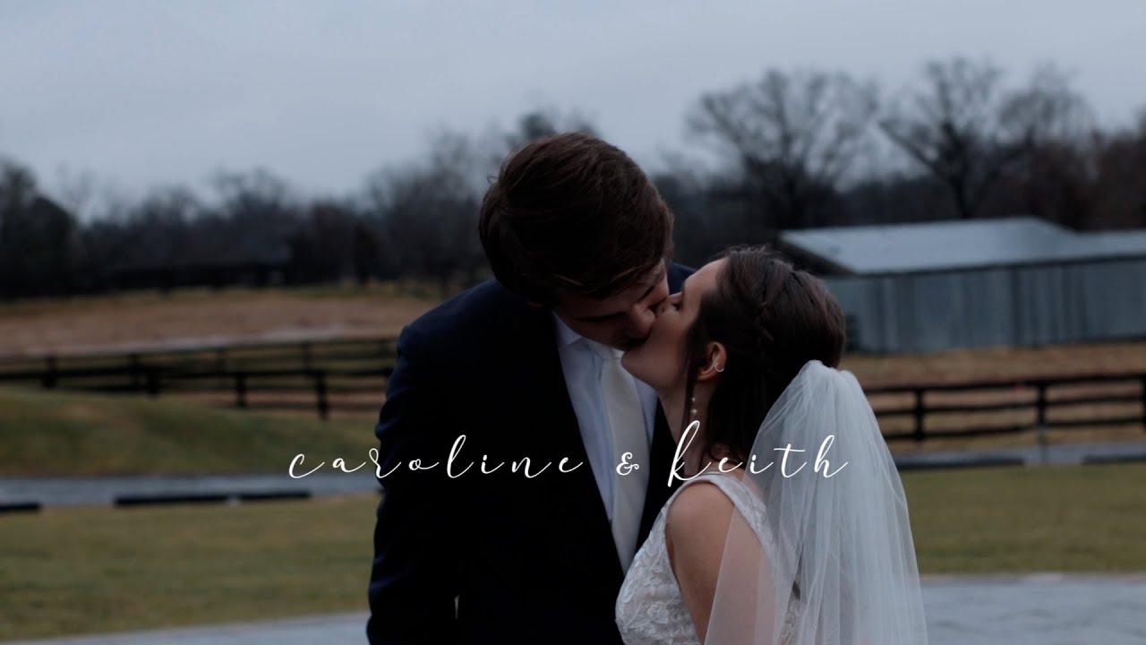 Caroline & Keith Wedding Highlight Teaser | Middleburg, VA | The Middleburg Barn