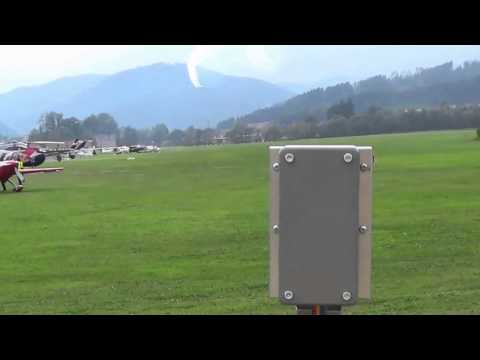 SkyRadar ToGo - measures at the Austrian Air Challenge 2013