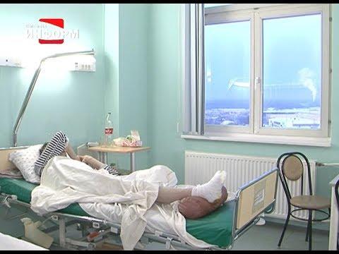 8 человек в Пыть-Яхе стали жертвами мороза