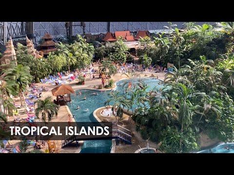 Tropical Islands Resort: