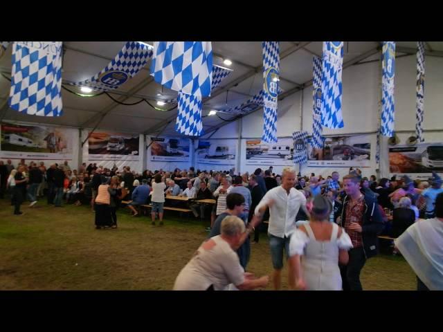October party Elmia 2016