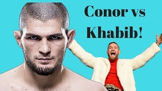 Warum Khabib gegen Conor McGregor verlieren wird!
