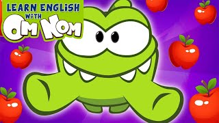 The Apple Chase | Spot the Missing Apple | Learning Cartoons for Children by Om Nom