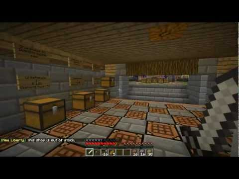 Minecraft - How to catch a PVP'er - Ep. 1 - Piston Trap