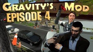 Gravity's Mod | Ep.4 - Mensonges et trahisons sur Murder !