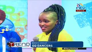 The Trend: GQ Dancer talk about featuring on Jason Derulo's video