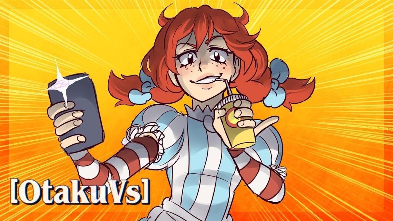 Smug Wendy's Anime OP
