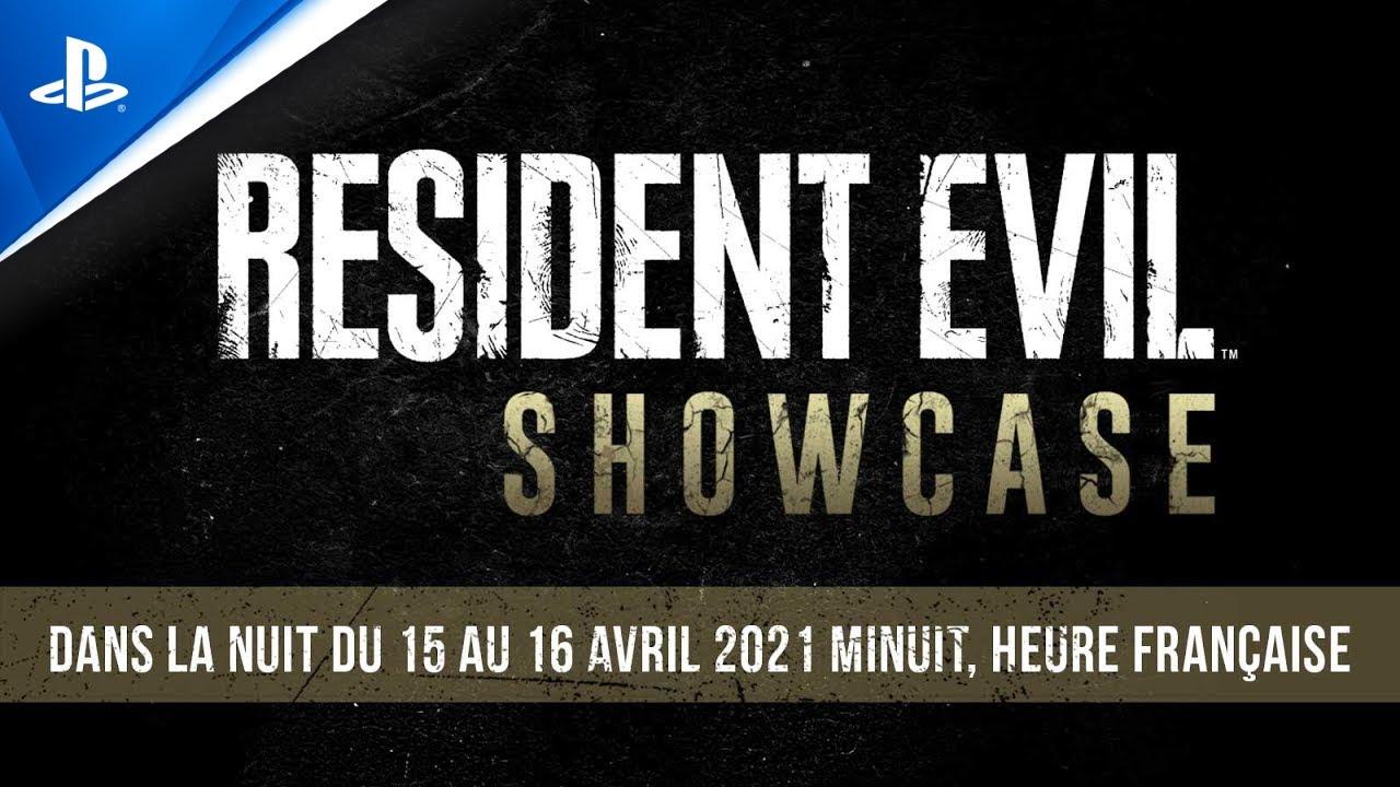 Resident Evil Village | VOD Showcase Avril 2021 - VOSTFR | PS5, PS4