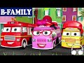 [b-family] Wheels On The Bus And More Songs | Muffin Songs video