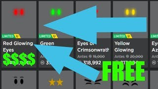 *TRUCAZO* How to have ANY FREE FACE in ROBLOX JULY 2019!!! | GothGamer
