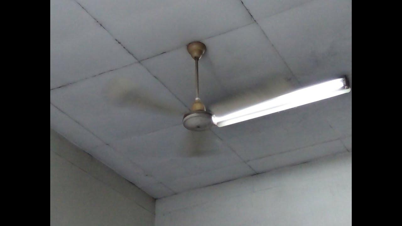 SMC industrial ceiling fan