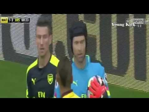 Download Watford vs Arsenal 1 3 Highlights & All Goals BPL 27 08 2016