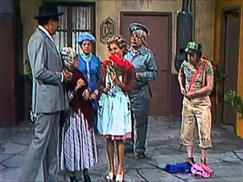 El Chavo del Ocho - Capítulo 290 - La Lavadora de Doña Florinda - 1980