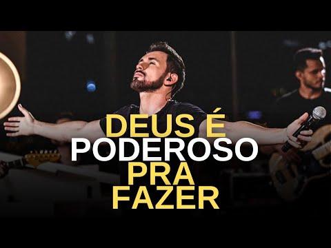 TONY ALLYSSON - DEUS É PODEROSO PRA FAZER - LIVE SESSION