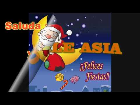 Feliz Navidad Cable Asia