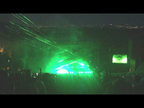 Virtual Self (Porter Robinson) | LIVE @ HARD Red Rocks 2018