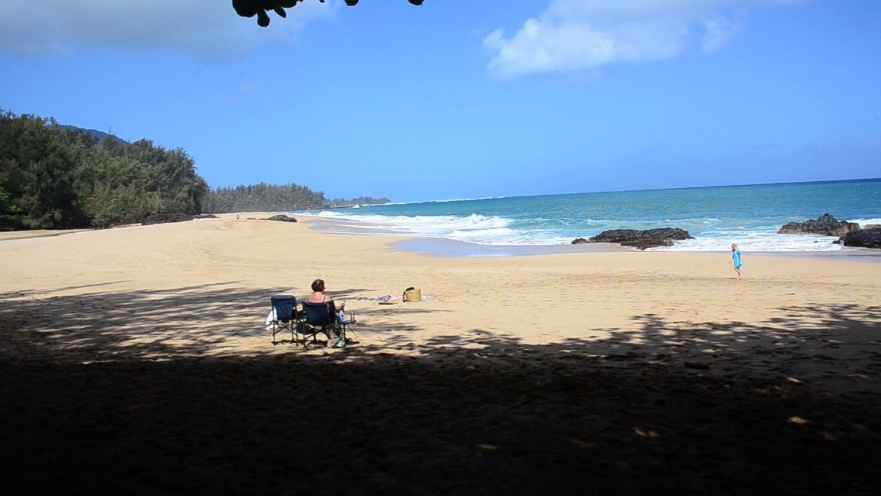 Lumahai Beach Kauai Where South Pacific Was Filmed Youtube